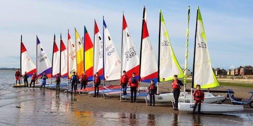 Summer School 2 (w/c/ 7th July; sailing or windsurfing)