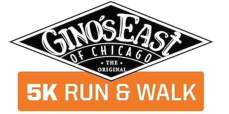 Volunteer Registration: Gino's East 5K tickets