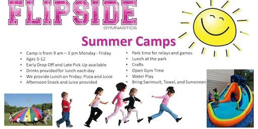 Summer Camp July 8-12