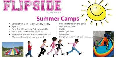Summer Camp July 15-19