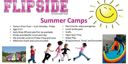 Summer Camp July 15-19