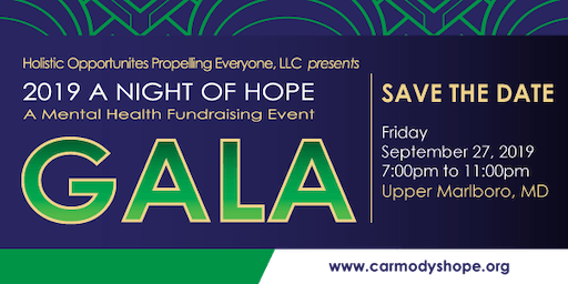 A Night of HOPE Gala