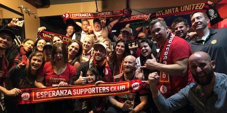 Atlanta United v. San Jose Earthquakes Tailgate tickets