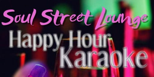 Happy Hour/Karaoke