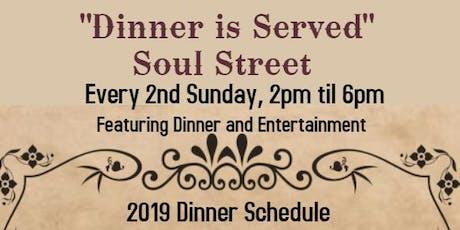 Sunday Supper tickets