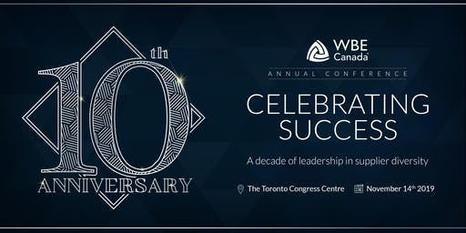 Celebrating Success: A Decade of Leadership in Supplier Diversity