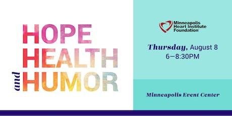 2019 Hope, Health & Humor tickets