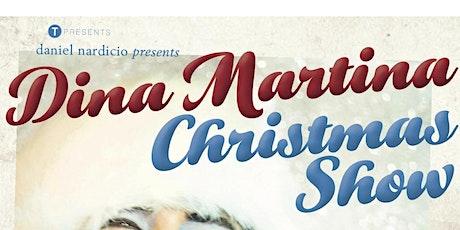 Dina Martina Christmas Show tickets