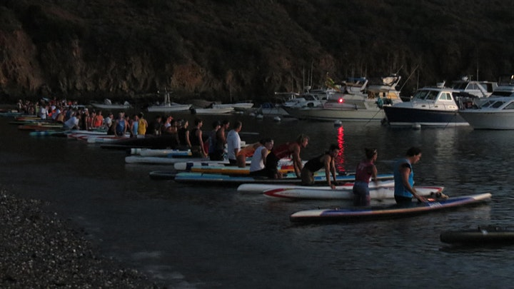 The Catalina Classic Paddleboard Race image