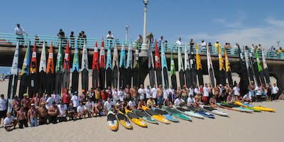 The Catalina Classic Paddleboard Race