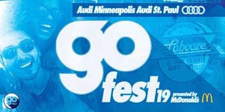 GO FEST '19…Featuring Catfish and the Bottlemen & X Ambassadors tickets