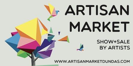 Artisan Market Dundas tickets