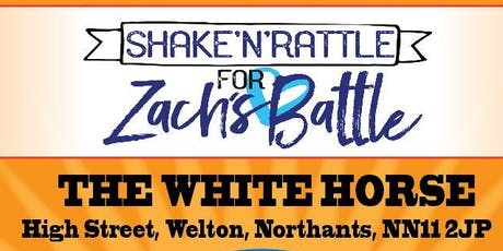 Shake'N'Rattle for Zach's Battle  tickets