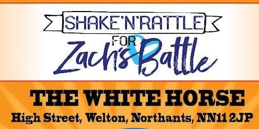 Shake'N'Rattle for Zach's Battle