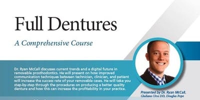 Full Dentures - A Comprehensive Course