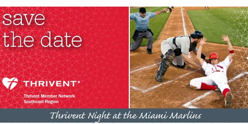 Thrivent Night at the Miami Marlins
