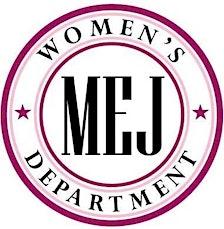 MEJ Department of Women logo