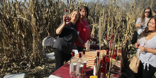 Find the Wine Event at Walter's Pumpkin Patch and Corn Maze 2019 | Nov 9, 2019