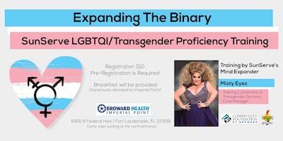 SunServe LGBTQI/Transgender Proficiency Training