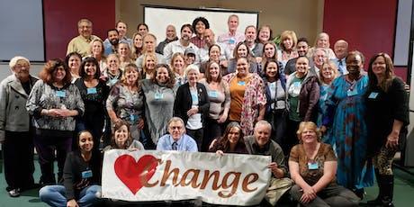 HeartChange Workshop (HCW) Auburn, CA July 18-21, 2019 tickets