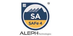 Leading SAFe SAFe Agilist(SA) Certification Workshop -...