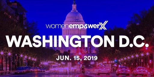 Women Empower X Washington D.C. 2019