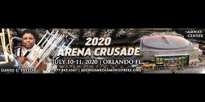Miracles in America Arena Crusade