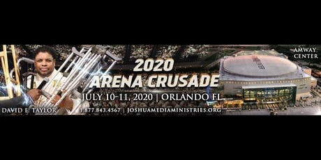 Miracles in America Arena Crusade tickets