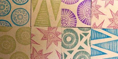 Rubber Stamp Workshop tickets
