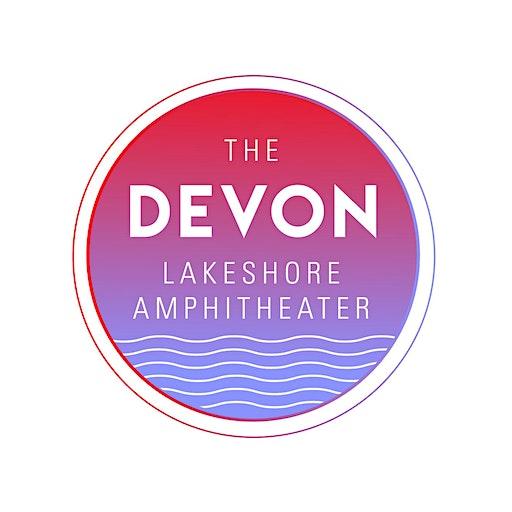 The Devon Lakeshore Amphitheater logo