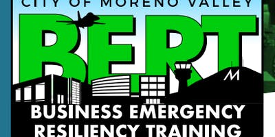 Business Emergency Resiliency Training