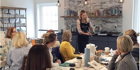 Foundations of Chalk Paint® by Annie Sloan Workshop tickets