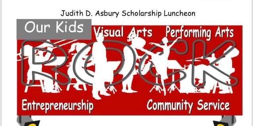 Judith D. Asbury Scholarship Luncheon