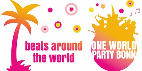 ONE WORLD PARTY BONN Tickets
