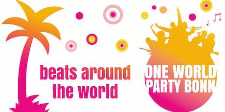 ONE WORLD PARTY BONN tickets