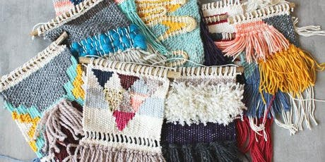 Beginning Weaving Workshop with Lindsey Campbell of Hello Hydrangea tickets