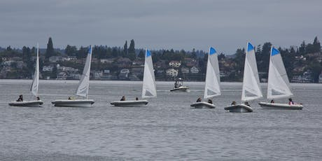 Paddle & Sail Days: Learn to Sail - Session IV tickets