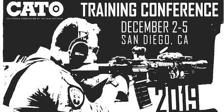 2019 CATO Training Conference & Vendor Show tickets