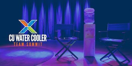 CU Water Cooler Team Summit tickets