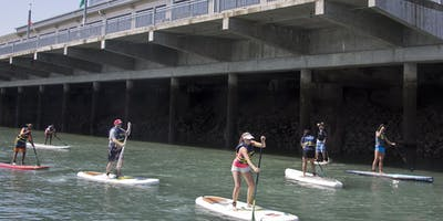 Paddle & Sail Days: Learn to Paddle Board on the Foss