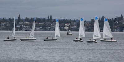 Paddle & Sail Days: Learn to Sail - Session III