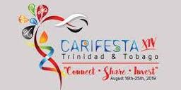 CARIFESTA XIV - Trinidad & Tobago- AUGUST 2019
