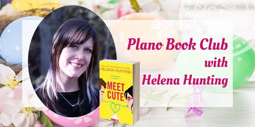 Plano Book Club and Potluck with call-in author Helena Hunting