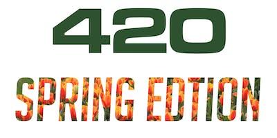 CannaCrawl 420 Spring Edition