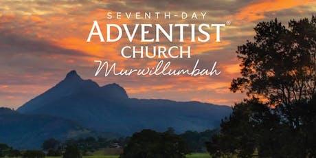 Murwillumbah Seventh Day Adventist Church 100th Anniversary  tickets