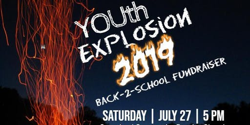 YOUth Explosion 2019 Back-2-School Fundraiser