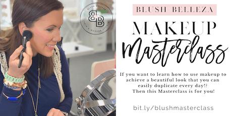 Blush Belleza Makeup MasterClass  tickets