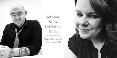 Get More, Get Better Sales