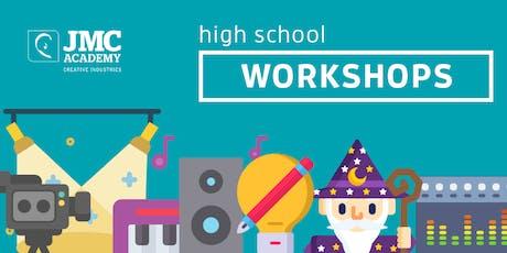 Perform, Record + Create Music Workshop (JMC Sydney) tickets
