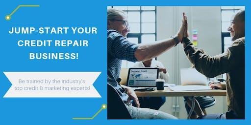 Credit Repair Professionals 3-Day Seminar